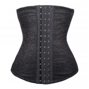 Black Wedding Corset
