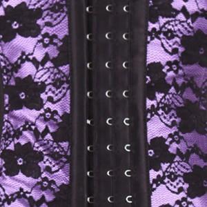 Purple Honeymoon Corset
