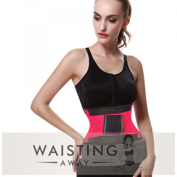 Red Sports Belt Waist Trimmer Corset Corset