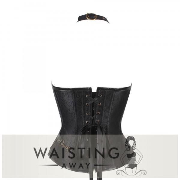 Black Astraea Corset