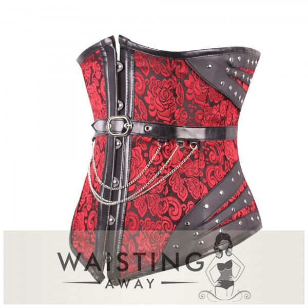 Red Isis Corset