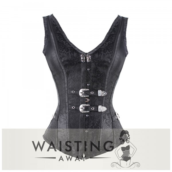The Black Contessa Corset