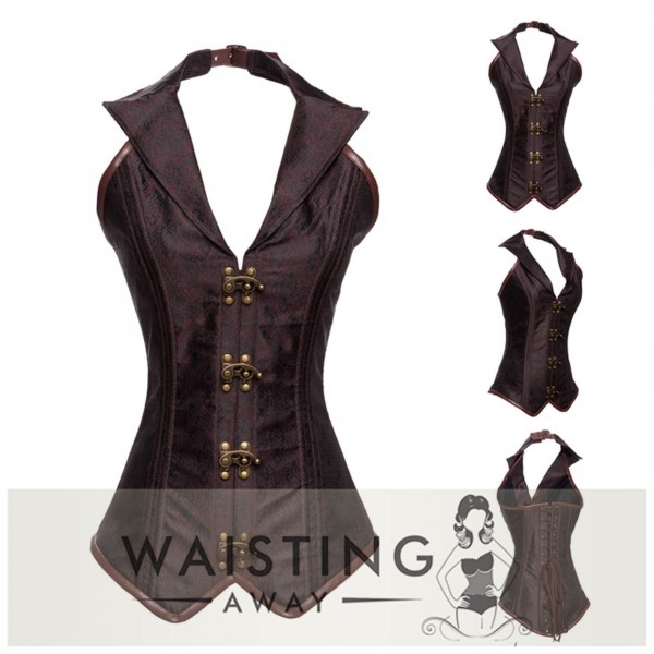 Brown Macha Corset